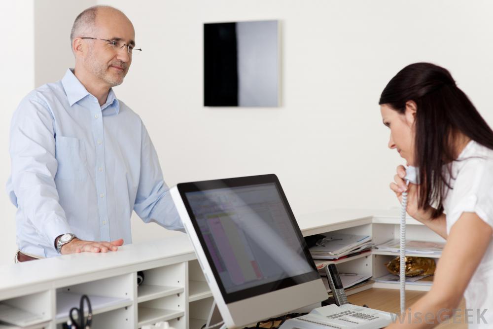 Dental Office Front Desk - The MGE Management Experts Blog