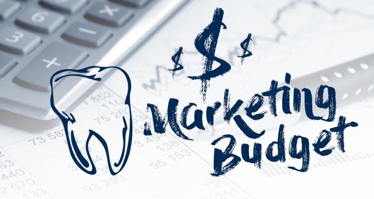 Marketing budget - MGE Management Experts Blog on dental practice management