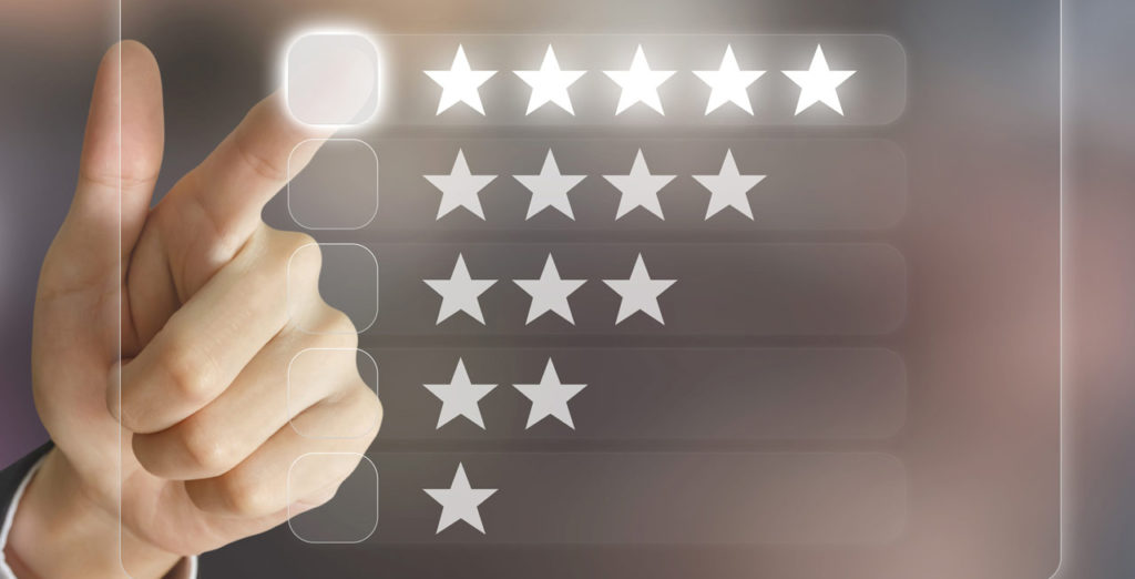 How Important is a 5-Star Rating on Google or Yelp? - The MGE Management Experts Blog